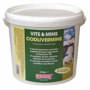 Jóízű, folyamatosan etethető koncentrált vitamin kiegészítő por lovak számára nagy mennyiségű csukamájolajjal, hogy több könnyen felszívódó A-, D3- és E-vitamint juttassunk a szervezetükbe. Idősebb lovak számára az izületekre is kedvező hatással van.