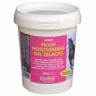 Hoof Moisturising Gel (Black) - Fekete hidratáló pataápoló gél