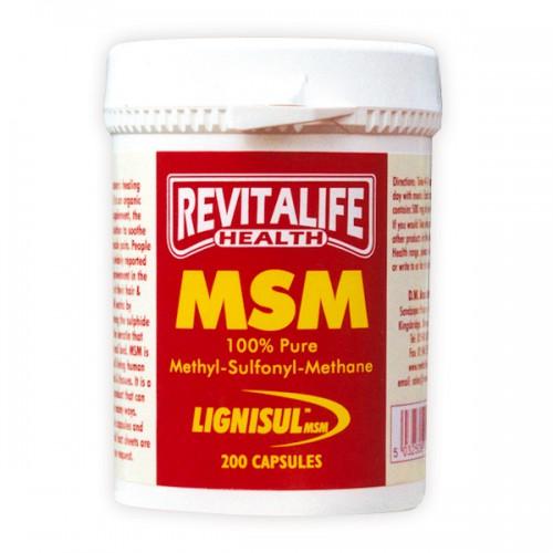 MSM (Metil-Szulfonil-Metán)