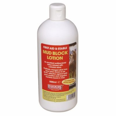 Mud Block Lotion - Mud Block csüdsömör ápoló