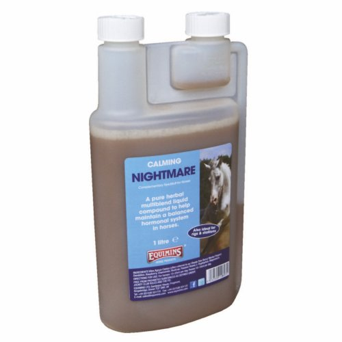 Nigthmare Liquid - Gyógynövényi oldat temperamentumos lovaknak