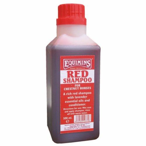 Red Shampoo - Sampon pej és sárga lovaknak