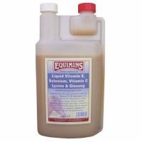 Vitamin E, Selenium, Vitamin C, Lysine & Ginseng Liquid