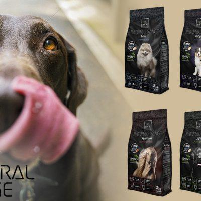 REX Natural Range kutyatápok